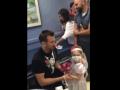 四岁小女孩的婚礼现场 (258播放)