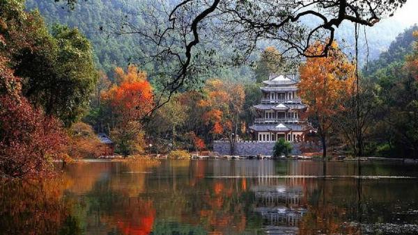 桂林逍遥湖景区
