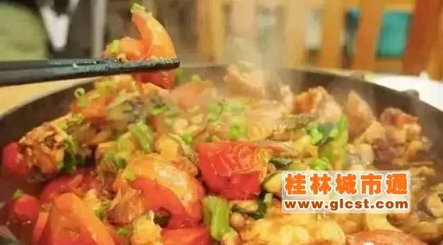 桂林美食--啤酒漓江鱼