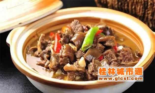 桂林美食:灵川狗肉