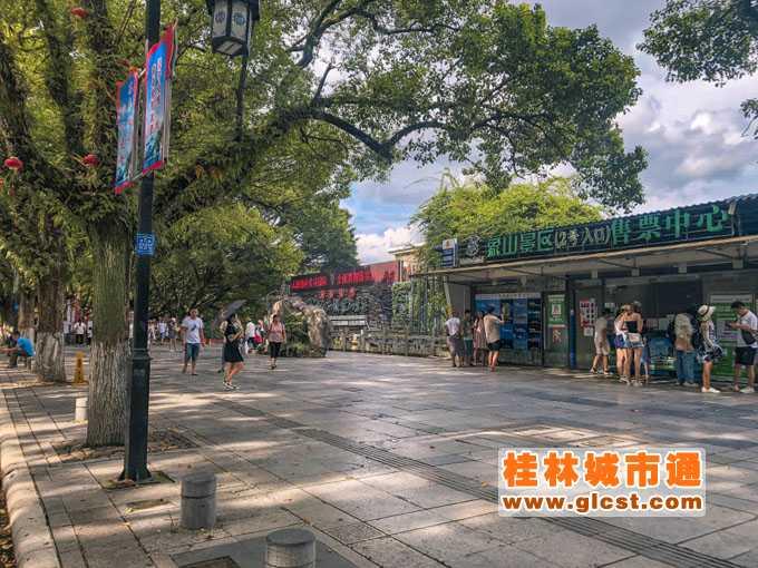 桂林旅游开始复苏 走访桂林主要公园景区实况